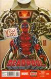 Deadpool #35 comic books for sale