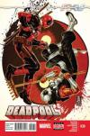 Deadpool #39 comic books for sale