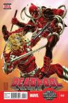 Deadpool #42 comic books for sale
