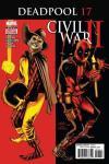 Deadpool #17 comic books for sale