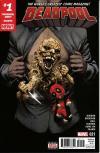 Deadpool #21 comic books for sale