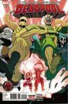 Deadpool #23 comic books for sale