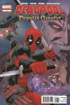 Deadpool: Dracula's Gauntlet comic books