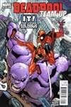 Deadpool Team-Up #895 comic books for sale