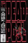 Deadpool: The Circle Chase # comic book complete sets Deadpool: The Circle Chase # comic books