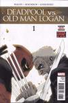 Deadpool vs. Old Man Logan Comic Books. Deadpool vs. Old Man Logan Comics.