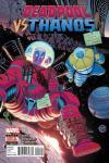 Deadpool vs. Thanos #2 comic books for sale