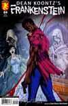 Dean Koontz's Frankenstein: Prodigal Son #4 comic books for sale