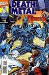 Death Metal vs. Genetix Comic Books. Death Metal vs. Genetix Comics.