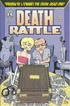 Death Rattle #2 Comic Books - Covers, Scans, Photos  in Death Rattle Comic Books - Covers, Scans, Gallery