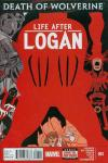 Death of Wolverine: Life after Logan comic books