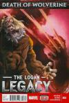 Death of Wolverine: The Logan Legacy #3 comic books for sale