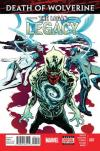 Death of Wolverine: The Logan Legacy #7 comic books for sale