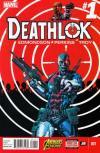 Deathlok Comic Books. Deathlok Comics.