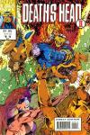Death's Head II #11 comic books for sale