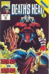 Death's Head II #5 comic books for sale