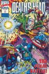 Death's Head II #4 comic books for sale