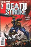 Deathstroke #1 comic books for sale
