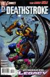 Deathstroke #3 comic books for sale