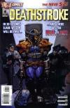 Deathstroke #4 comic books for sale