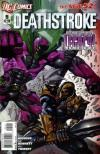 Deathstroke #5 comic books for sale