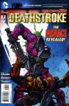 Deathstroke #7 comic books for sale