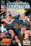 Deathstroke: The Terminator #22 comic books for sale