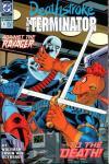 Deathstroke: The Terminator #4 comic books for sale