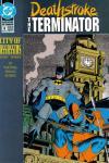 Deathstroke: The Terminator #8 comic books for sale
