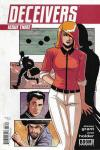 Deceivers #3 comic books for sale