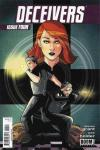 Deceivers #4 comic books for sale