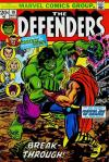 Defenders #10 Comic Books - Covers, Scans, Photos  in Defenders Comic Books - Covers, Scans, Gallery
