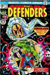 Defenders #14 comic books for sale