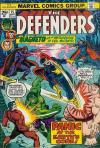 Defenders #15 comic books for sale