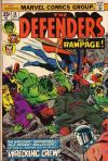 Defenders #18 comic books for sale