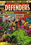Defenders #19 comic books for sale