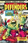 Defenders #22 comic books for sale
