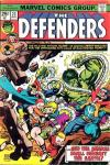 Defenders #23 comic books for sale
