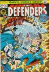 Defenders #6 comic books for sale