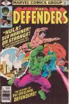 Defenders #78 comic books for sale