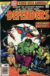 Defenders #1 comic books for sale