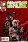 Defex #1 comic books for sale