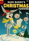 Dell Giant Comics: Bugs Bunny's Christmas Funnies #5 comic books for sale