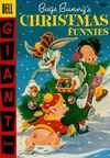 Dell Giant Comics: Bugs Bunny's Christmas Funnies #7 comic books for sale