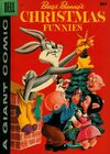 Dell Giant Comics: Bugs Bunny's Christmas Funnies #8 comic books for sale