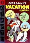 Dell Giant Comics: Bugs Bunny's Vacation Funnies #6 comic books for sale