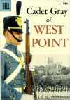Dell Giant Comics: Cadet Gray of West Point comic books