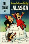 Dell Giant Comics: Marge's Lulu and Tubby in Alaska comic books