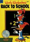 Dell Giant Comics: Woody Woodpecker Back to School #2 comic books for sale