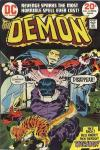 Demon #14 comic books for sale